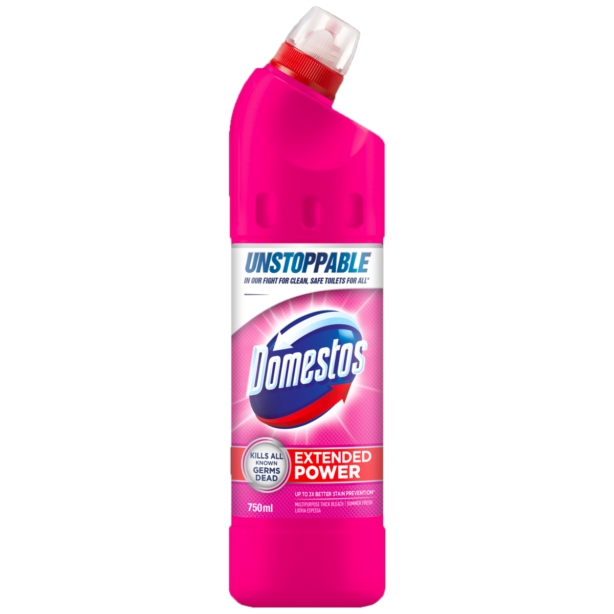 Domestos Liquid 750ml Summer