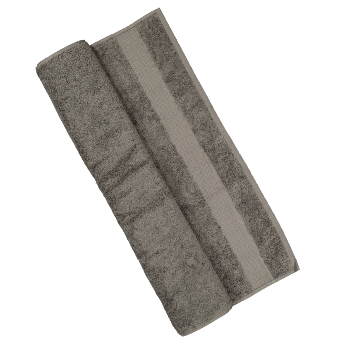 Charcoal Cotton Bath Sheet