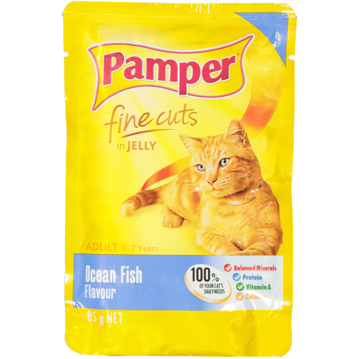 PAMPER OCEAN FISH