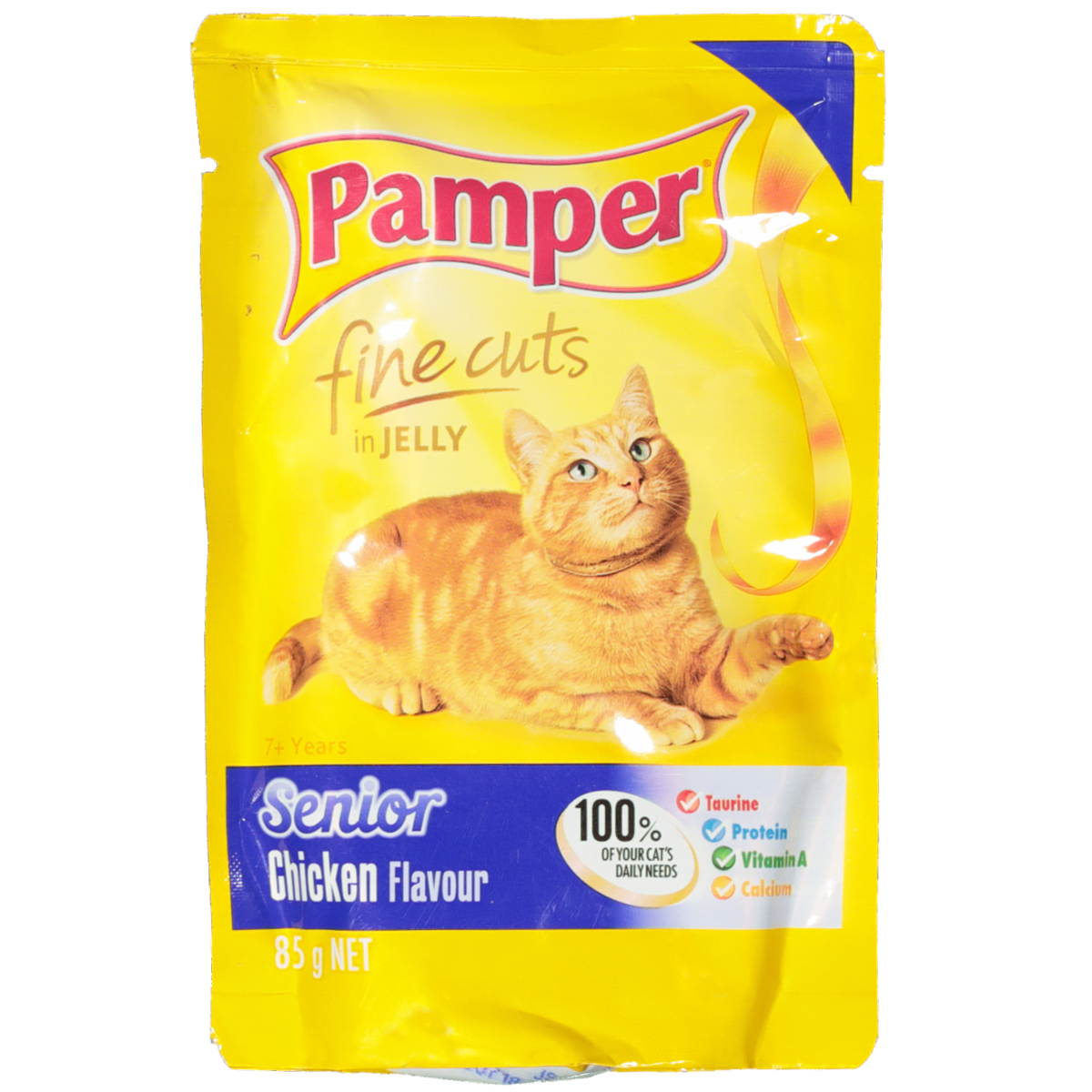 PAMPER SENIOR CHICKEN