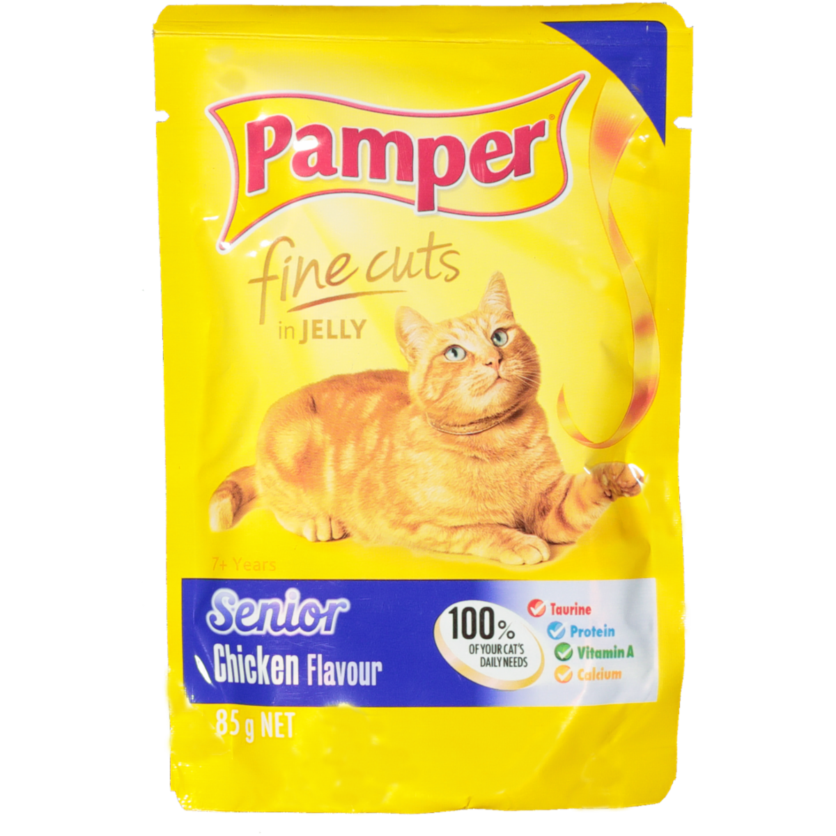 PAMPER KITTEN CHICKEN