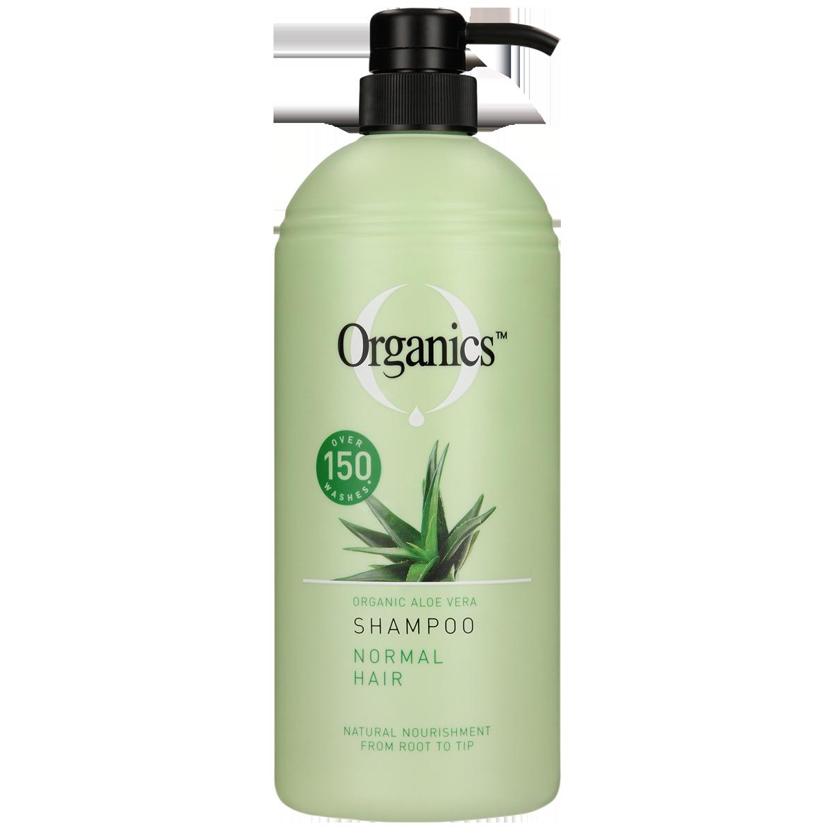 ORGANICS SHAMPOO NORMAL 1L
