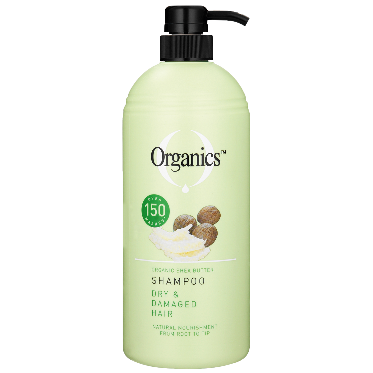 ORGANICS SHAMPOO DAMAGED 1L