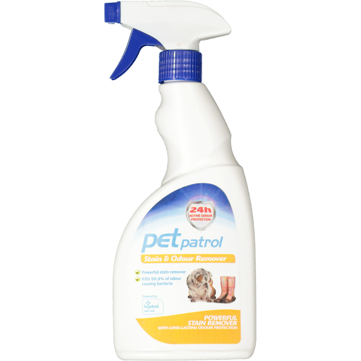 PET PATROL STAIN& ODOUR ELIMINATOR