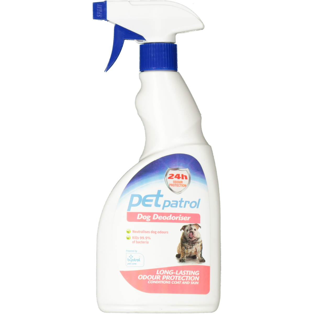 PET PATROL DOG DEODORISER