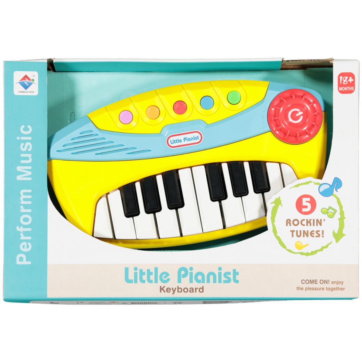 LITTLE PIANIST KEYBOARD