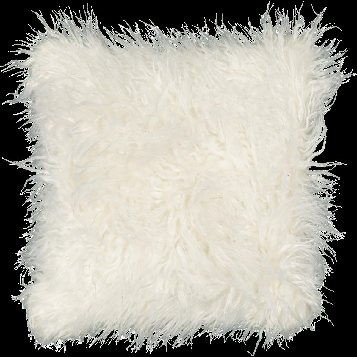 YETI FLUFFY SCATTER WHITE