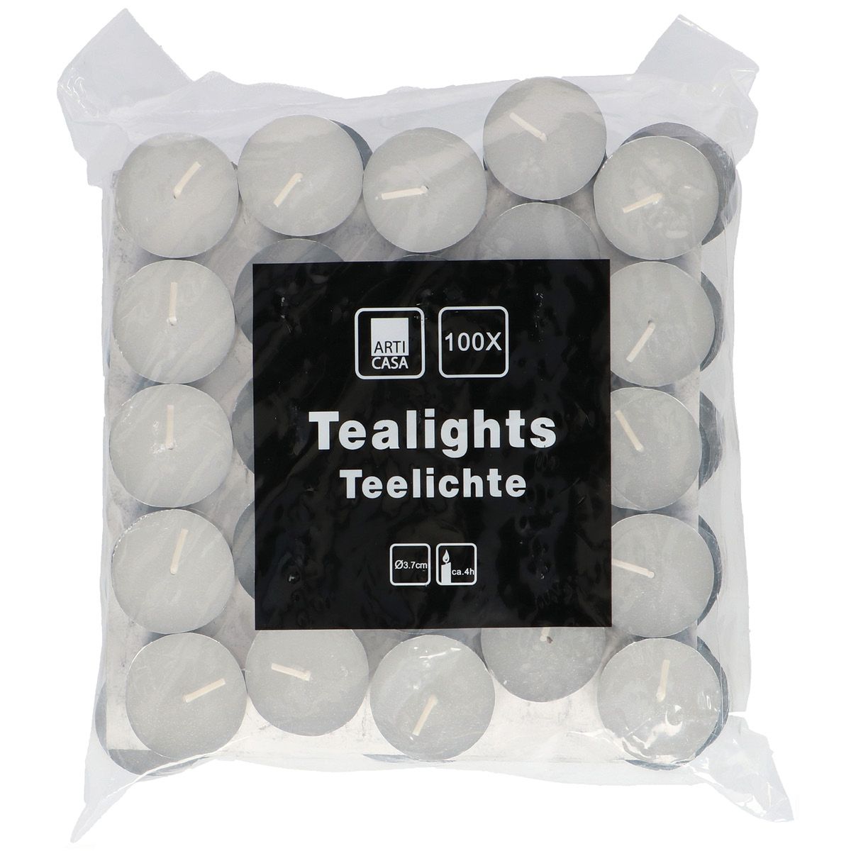 Tealight Candles 100 Pieces